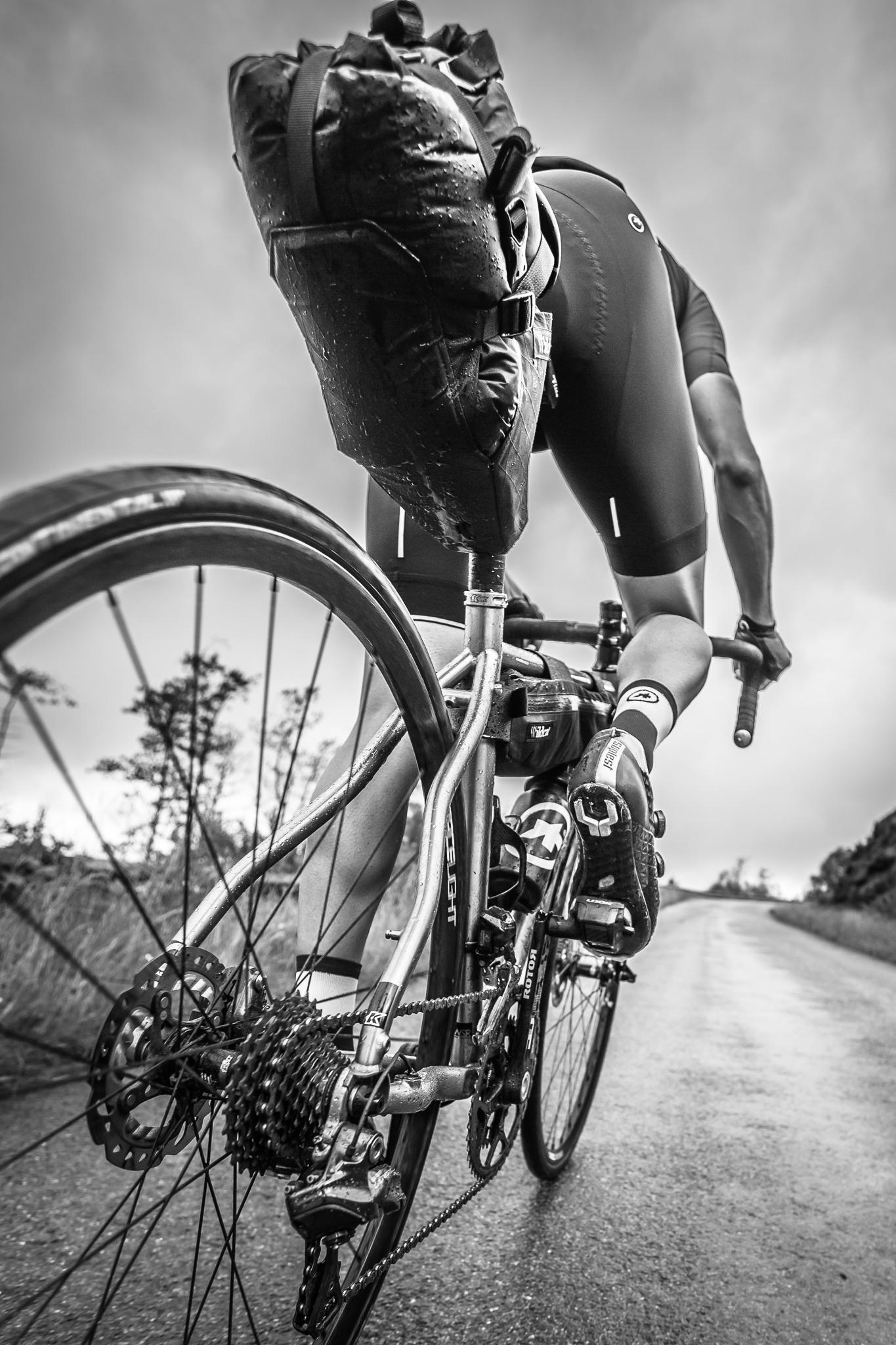 Assos, suplest, kinesis, wildcat gear, bikepacking,